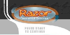 Razor Freestyle Scooter for N64 scooter games