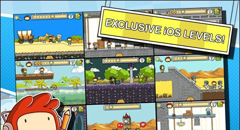 Scribblenauts Remix for iPhone