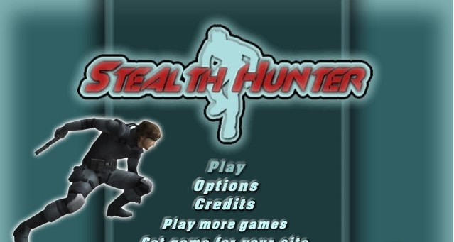 Metal Gear Solid - Stealth Hunter