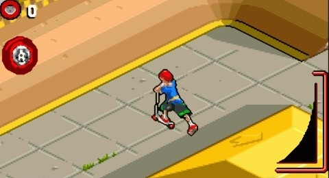 Razor Freestyle Scooter for GBA