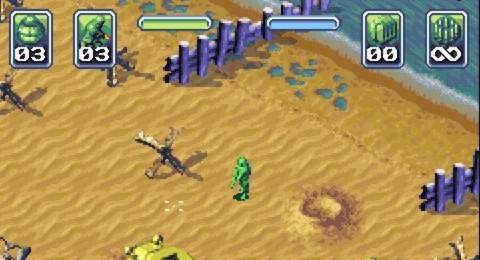 Army Men - Operation Green for GBA
