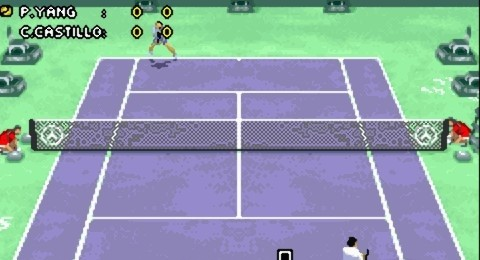 Tennis Masters Series 2003 for GBA