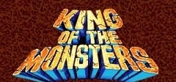 King of the Monsters for Genesis
