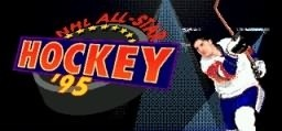 NHL All-Star Hockey 95 for Genesis