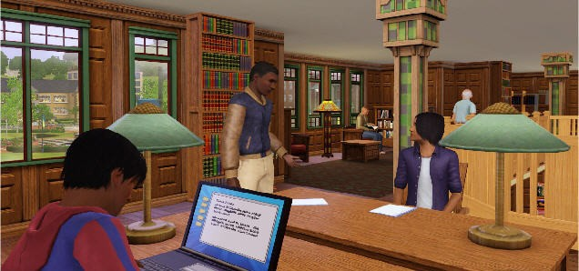 The Sims 3 Patch (Worldwide) 1.10.6 - 1.11.7