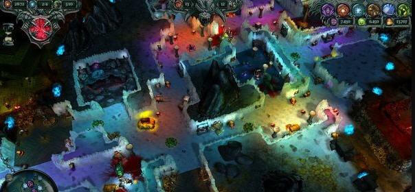 Dungeons: Dark Lord Online Client