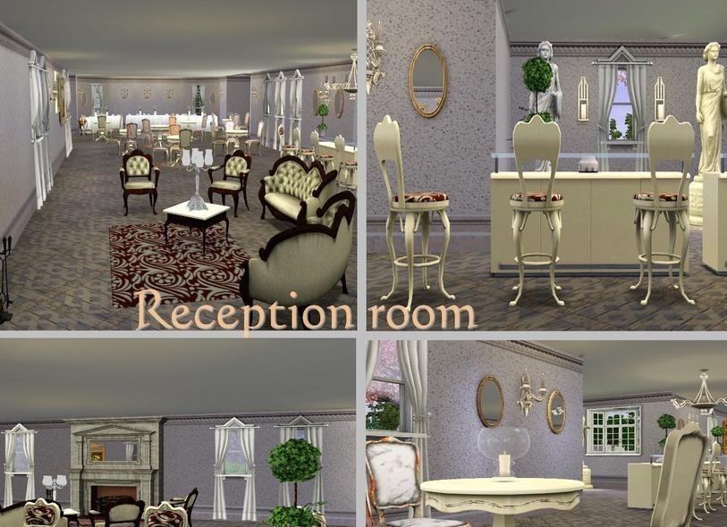 Sims3 St Vincent 39s Wedding Chapel