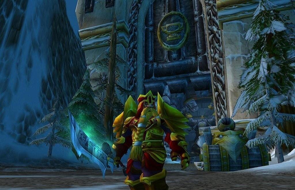 World of Warcraft v3.3 Mac Patch [US]