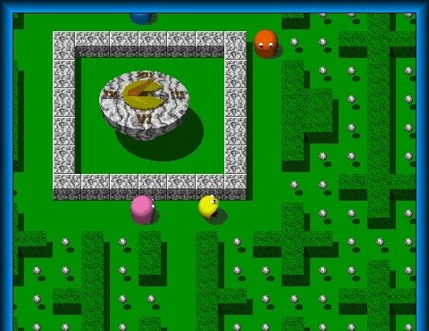 Chompster 3D - PacMan Returns Again!