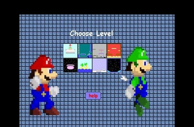 mario and luigi flash