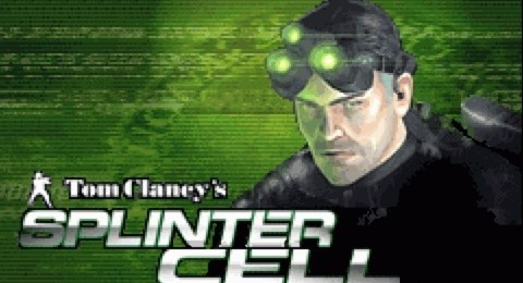 Tom Clancy's Splinter Cell for GBA