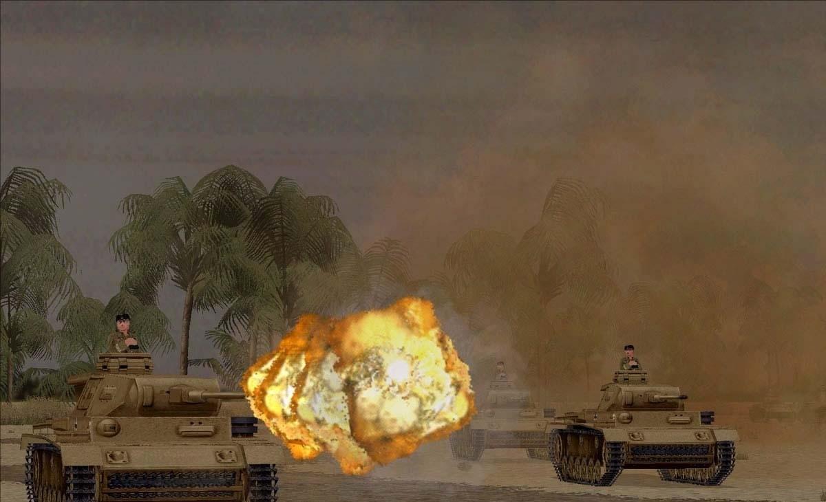 Combat Mission: Afrika Korps patch