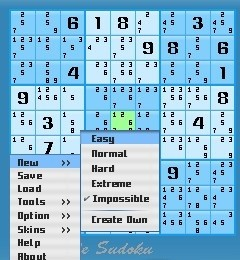 Impossible Sudoku for Smartphone