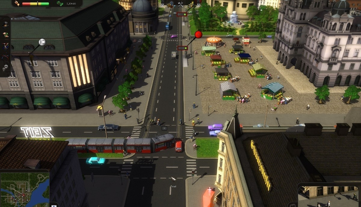 Cities in Motion screenshots pack