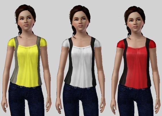 Sims3 - Chuialamode Jacket for Women
