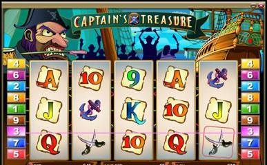 Феврале Игровой Treasure Автомат Sunken медленно очень