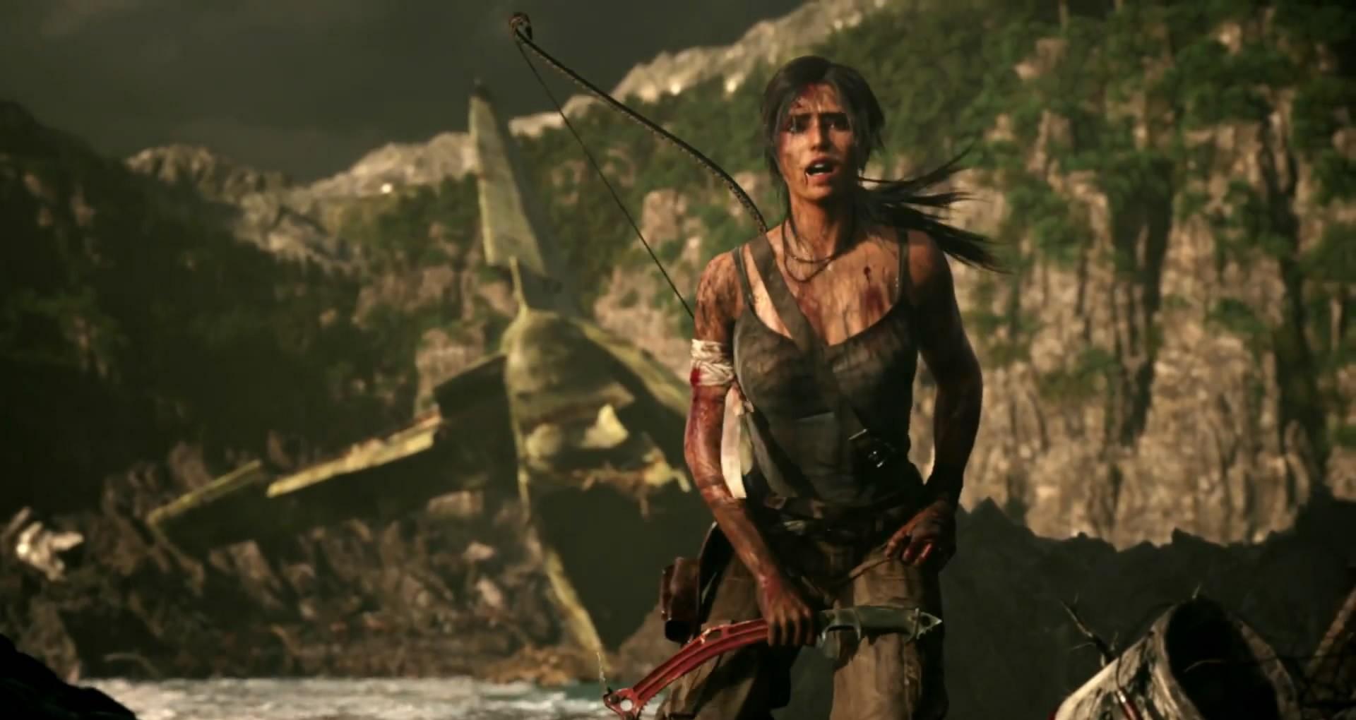 Tomb Raider Turning Point Trailer