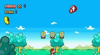 Mario Game: Mario & Luigi's Adventure