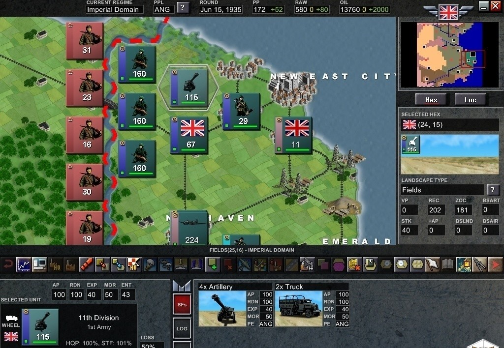 steel panthers world at war manual
