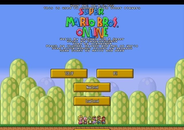 free games super mario bros 3