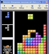 Tetris (Gorgeous version of Tetris)
