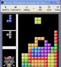 Tetris (Gorgeous version of Tetris)