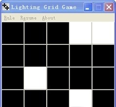 Lighting Grid Game (stand-alone free)