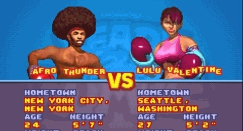 Also see - like Ready 2 Rumble Boxing - Round 2 for GBA