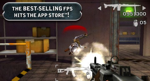 BATTLEFIELD: BAD COMPANY 2 for iPhone