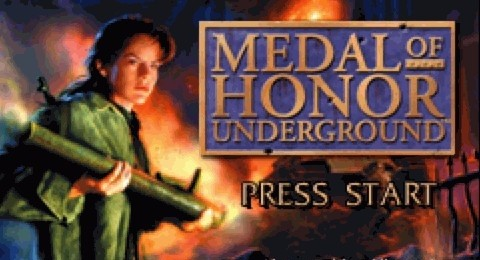 Medal of Honor - Underground A for GBA
