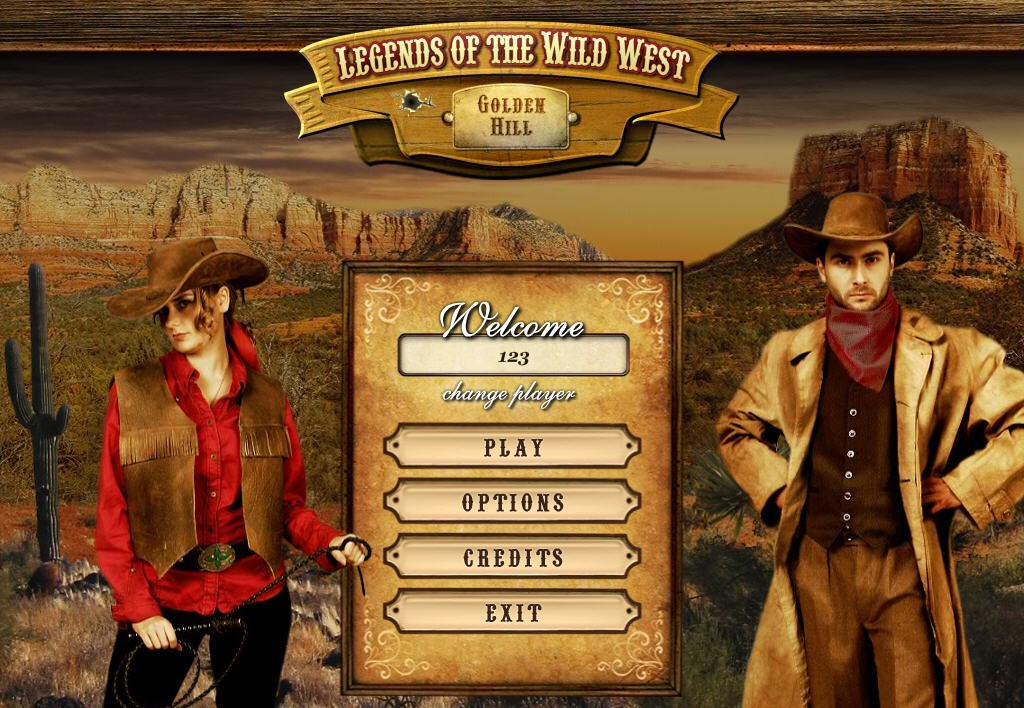 Legends of the Wild West: Golden Hill hp mini laptop