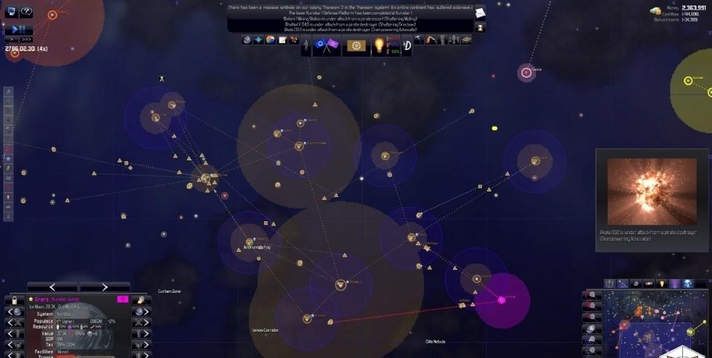 Distant Worlds : Legends PC avec