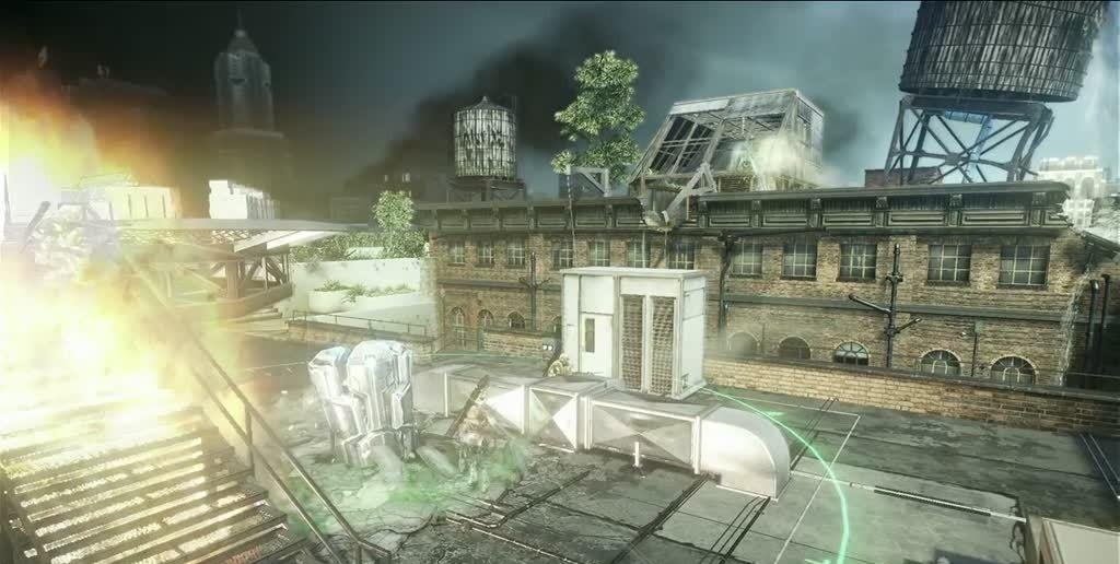 Crysis 2 Multiplayer Demo Trailer (HD)