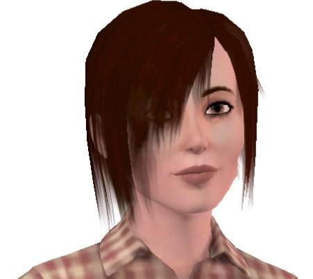 Sims3 - Ellen Page (Juno MacGuff in Juno)
