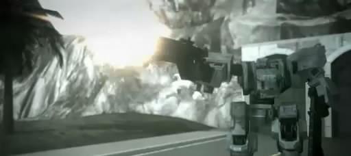 FRONT MISSION EVOLVED E3 2009 Teaser HD