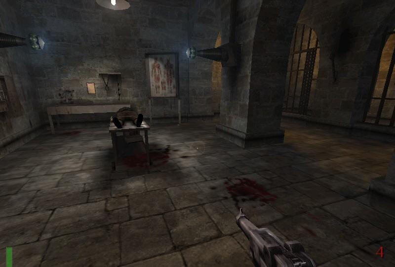 Return to Castle Wolfenstein for Mac