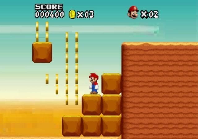 Mario Game: Super Mario and the 12 Stars