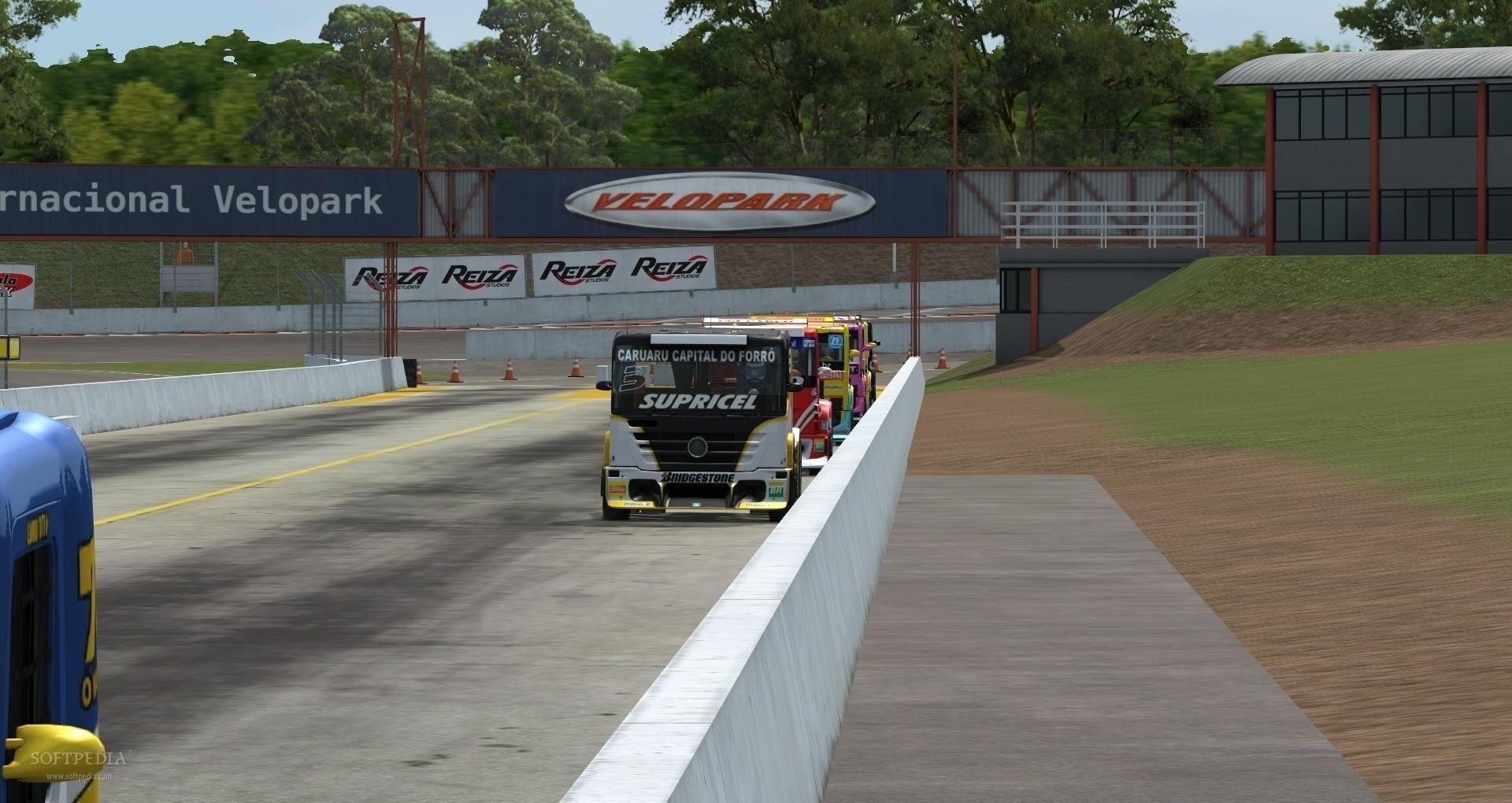 Formula Truck Simulator Client Patch
