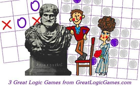 3 Great Games from GreatLogicGames.com