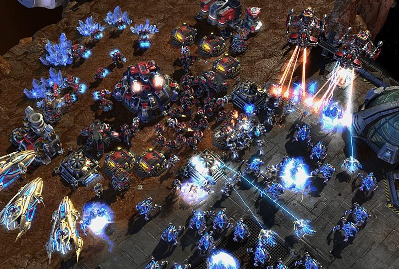 StarCraft 2 - StarCrack AI 7.0 (Easy Edtion)