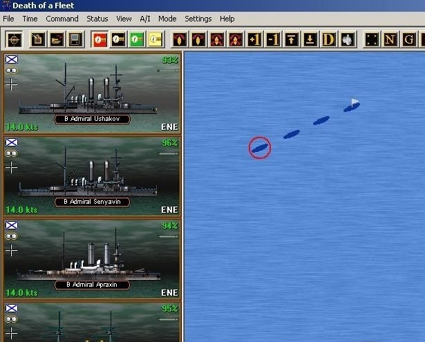Naval Campaigns: Tsushima Client Patch