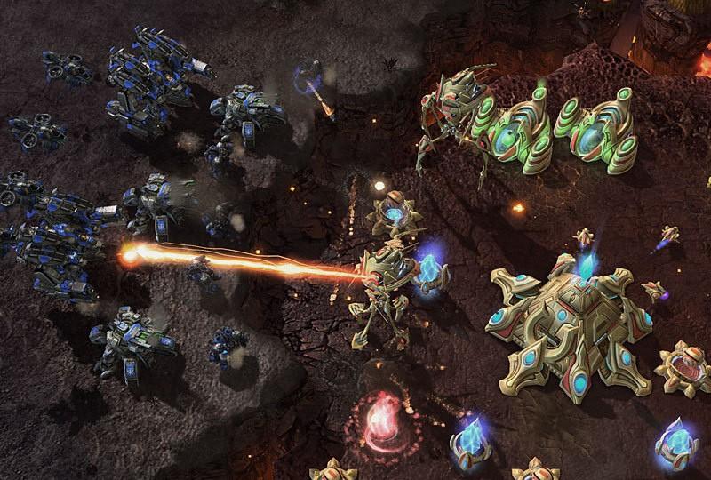 StarCraft II: Wings of Liberty Patch(UK)