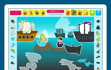 Sticker Activity Pages 2: Fantasy World
