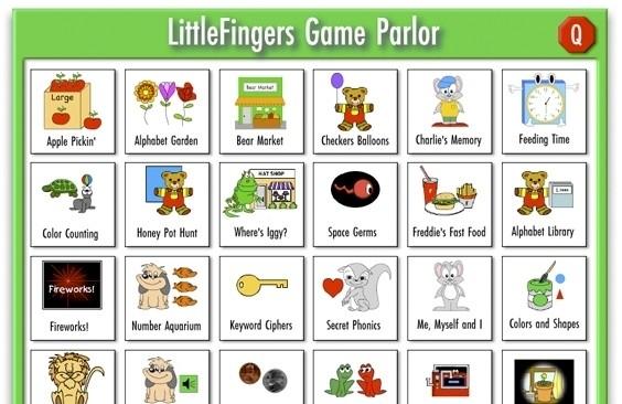 Littlefingers Game Parlor for Windows