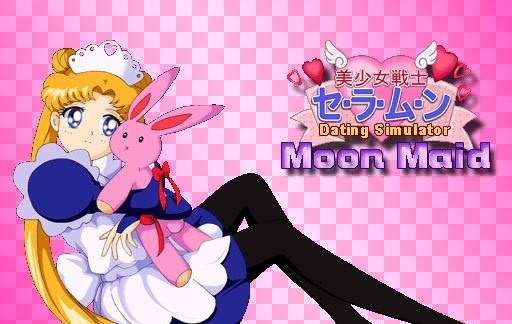 Sailor moon dating sim