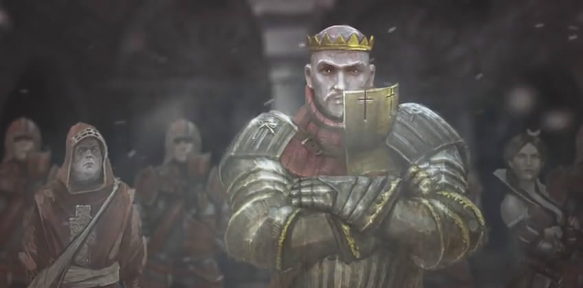 The Witcher 2: Assassins of Kings Trailer