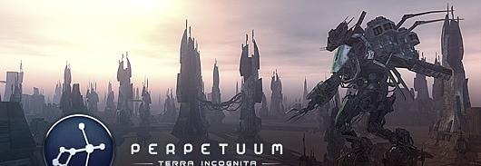 Perpetuum: Terra Incognita Online Client
