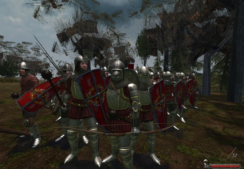 Mount & blade: warband game mod hispania 1200 v. 18052015.