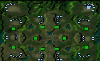 Starcraft 2 Replay 0096 - FreeAgain[Z] vs qxc[T]