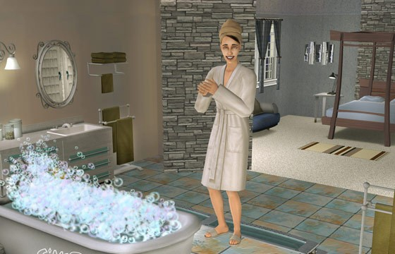 Also see - like Sims 2 Kitchen & Bath Interior Design Stuff